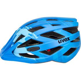 UVEX i-vo cc Helmet lightblue-blue mat